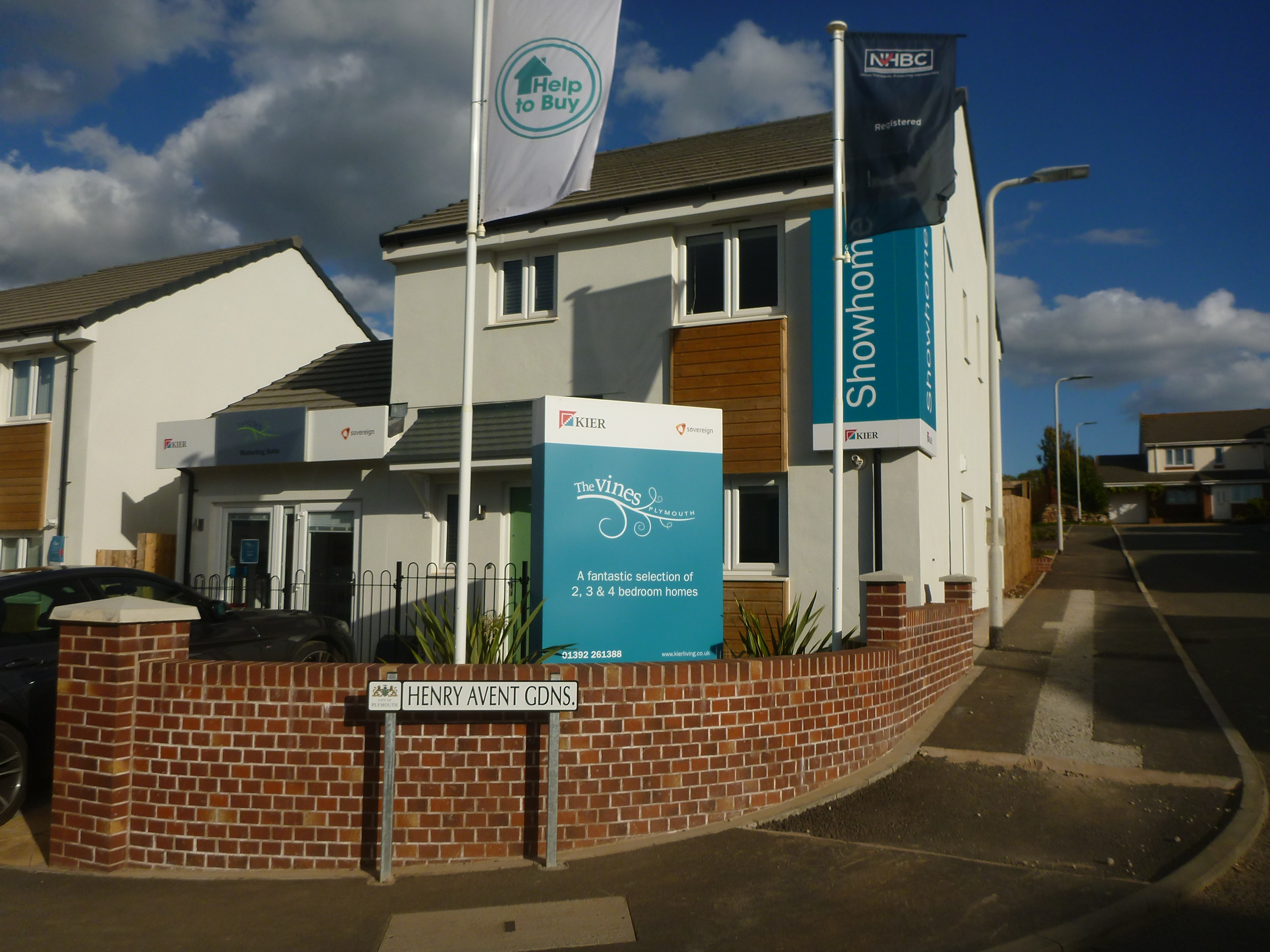 Kier Living launches intelligent living at its Elburton The Vines site
